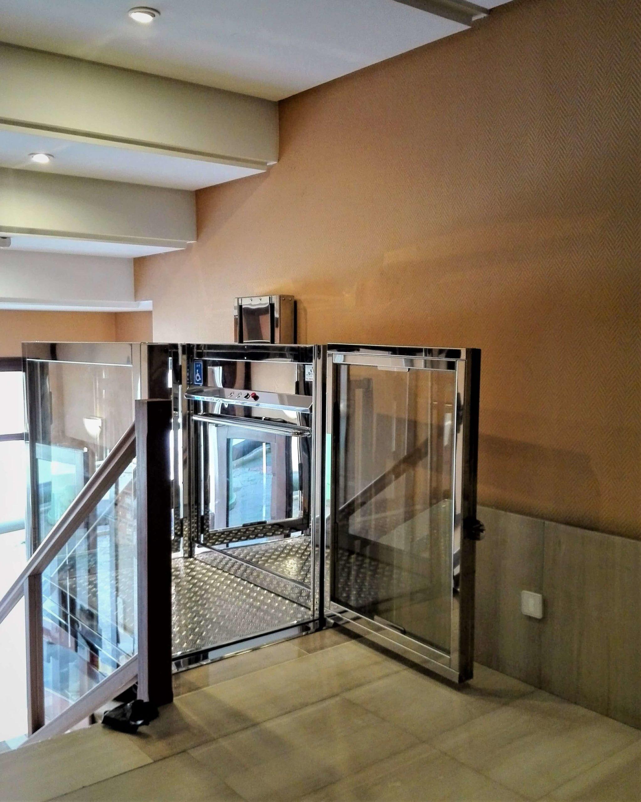 eliminación de barreras arquitectónicas