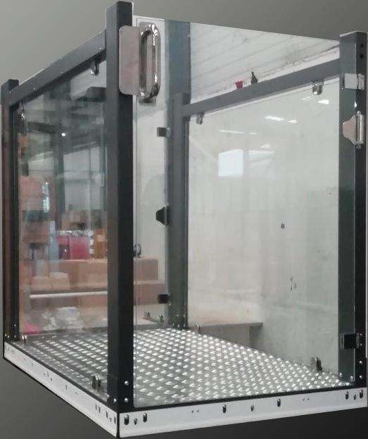 Plataforma Vertical TIJERA X NIVAL